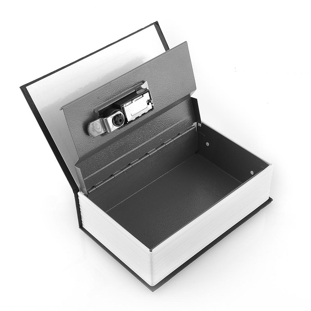 Aukey Steel Dictionary Hidden Secre Box Security Key Lock