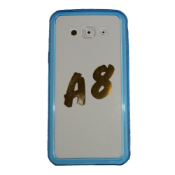 Back Case for Samsung Galaxy A8 (Blue)