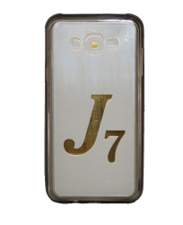Back Case / Senior Case for Samsung J7 Black