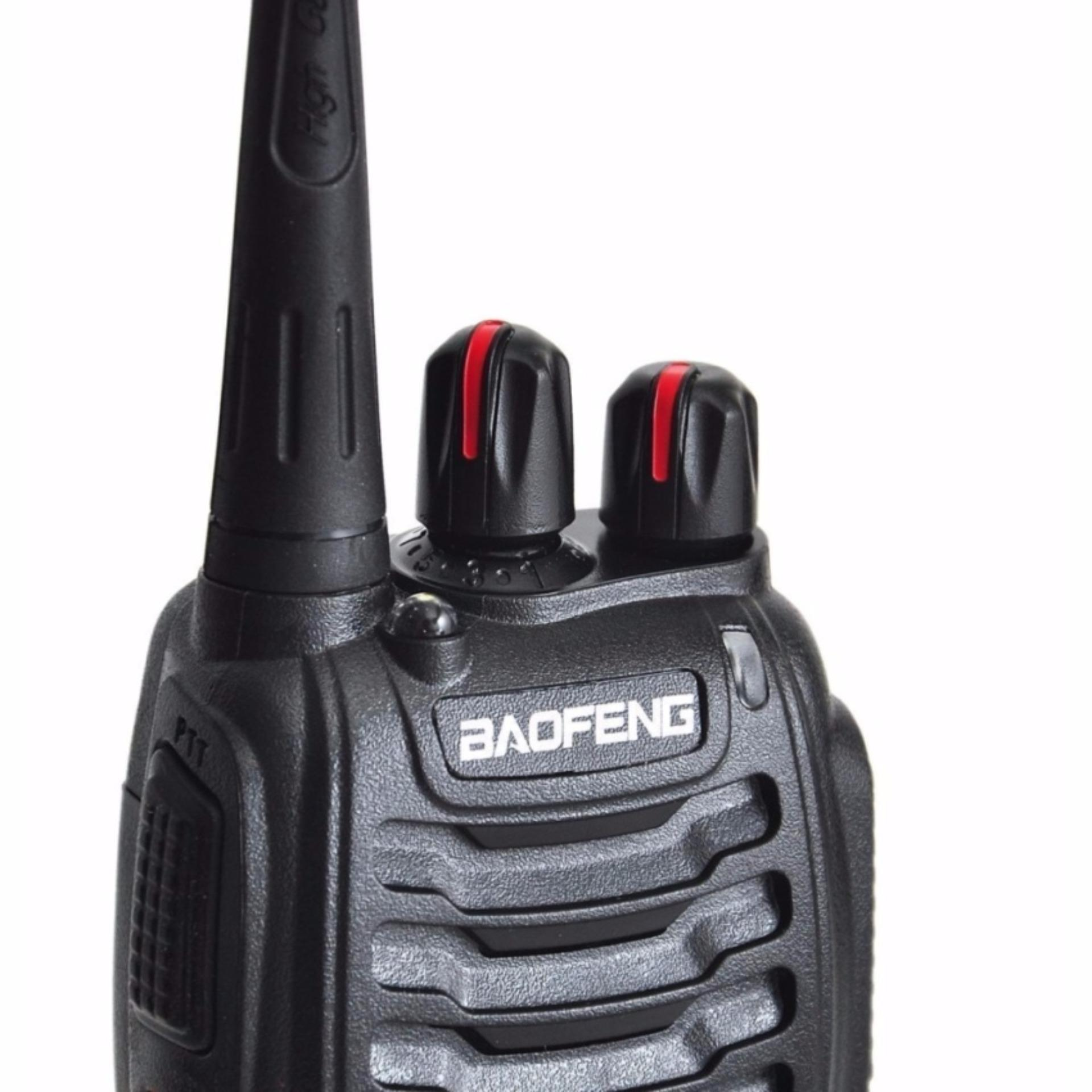 BF-888s Walkie Talkie (1pcs) - picture 2