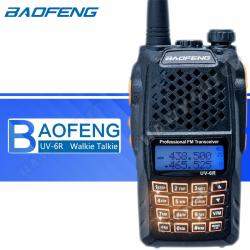 BAOFENG UV-6R Walkie Talkie Two-Way Radio Dual Band VHF/UHF