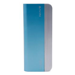 Bavin Harmonica 12000mAh Power Bank (Blue)