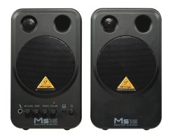 Behringer MS 16 High-Performance Personal Monitor Speaker System