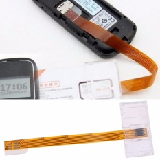 Big To Small SIM Card Converter Adapter Open Device For Mobile Phones Sim  Card - intl