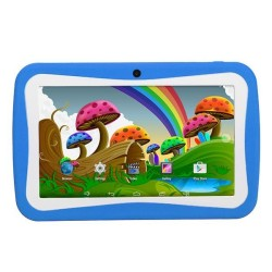 Binai A9 Quad Core 512M RAM 8G ROM Android 5.1 7 Inch Kids Tablet Blue - intl