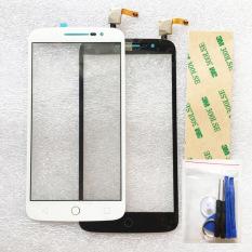 Untuk Alcatel Satu Touch POP 2 OT7044 Sentuh Layar Digitalisasi + Alat