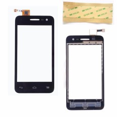 Black/White Mobile Phone glass Replacement For Alcatel one Touch Pop S3 OT5050 OT- 5050 5050x 5050Y Touch Screen Digitizer (free +3m Tape+Opening Repair Tools+glue )