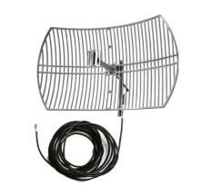 Bolt Grid 3g/4g/lte 24 Dbi Antenna With 30 Meter Wires For B593 B631 B315 Only By Mp-Cs Raffles Tech Inc..