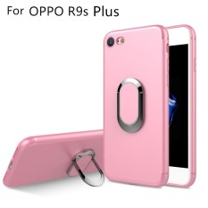BONVAN PC Stand Car Holder Phone Case Shell Protective Hard Back Cover For OPPO R9s Plus