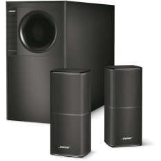 Bose Acoustimass 5 Series V Stereo Speaker System By Eleksis Marketing Corporation.