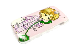 Boy in Pajamas Design Hard Case for Lenovo A690