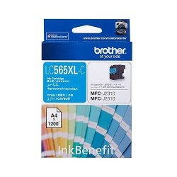 Brother LC-565XL Ink Cartridge (Cyan)