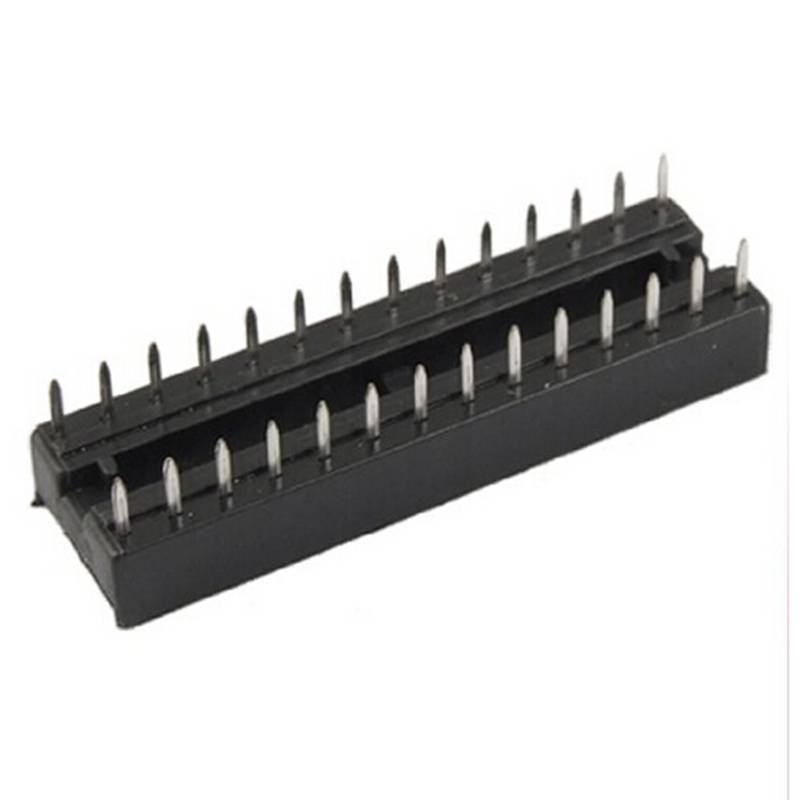 Buytra 28 Pins Narrow IC Sockets Adaptor (Black) product preview, discount at cheapest price