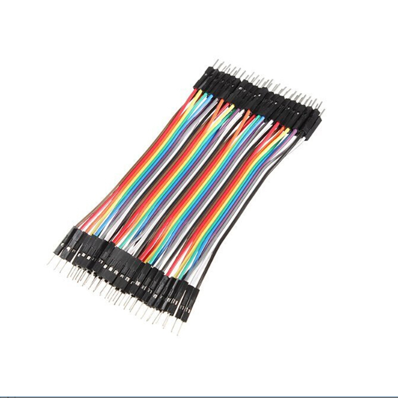 Buytra Male To Male Jumper Wire Ribbon Cable Dupont 10CM product preview, discount at cheapest price