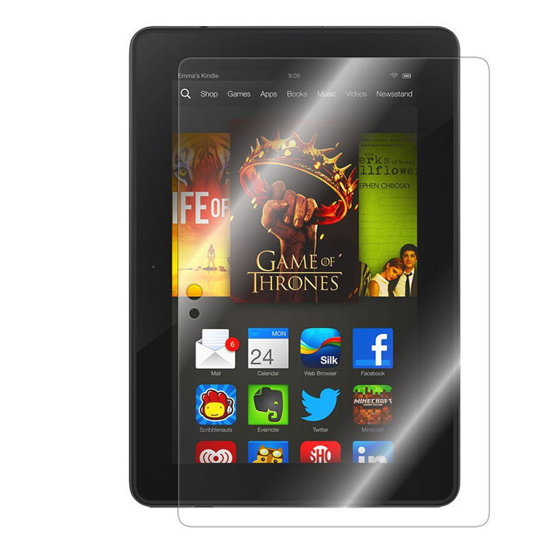 Buytra Screen Protector Guard Cover for Kindle Fire HDX 7 product preview, discount at cheapest price