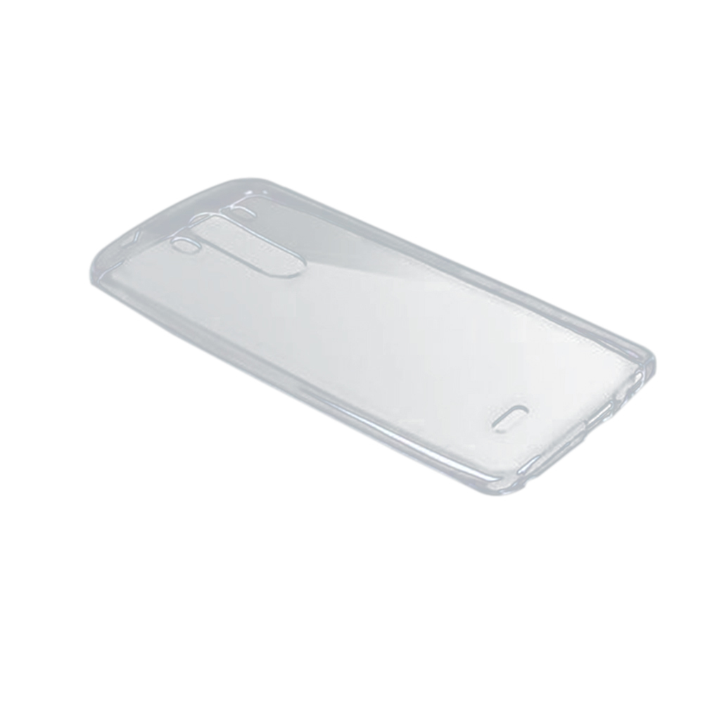 Buytra Soft TPU Silicone Case for LG (Transparent) product preview, discount at cheapest price