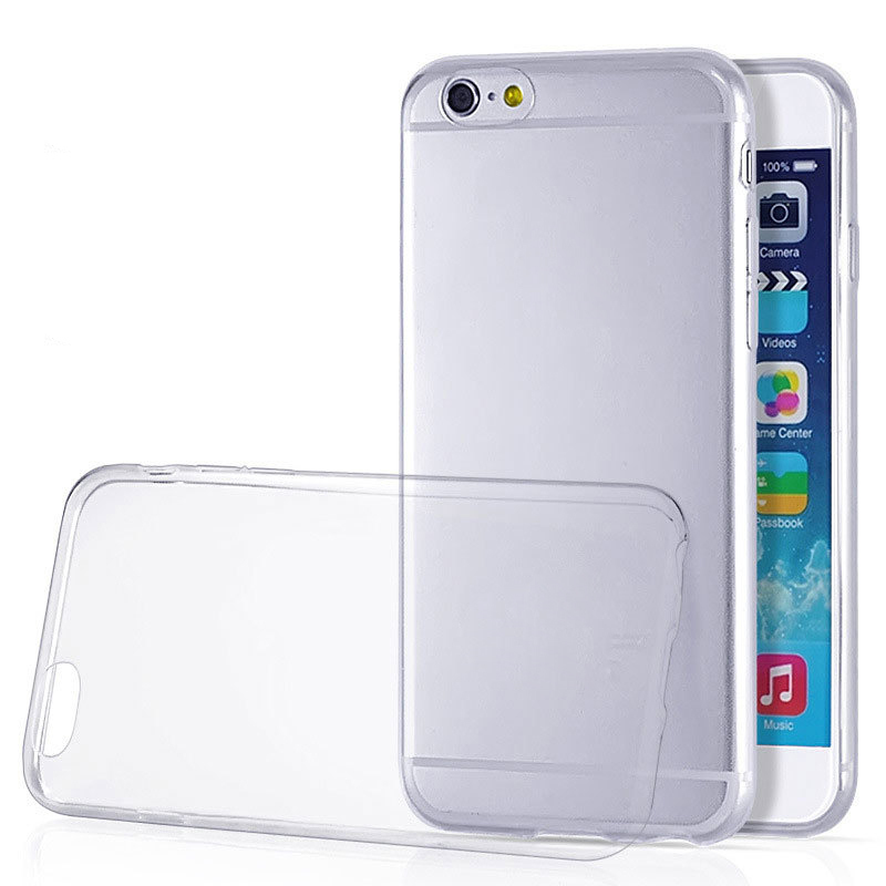 Buytra Ultra Back Cover Case for iPhone 6Plus (Clear) product preview, discount at cheapest price