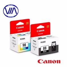 Canon 88 Black And 98 Colour Value Pack Ink Cartridges