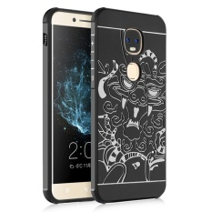 Case for LeTV LeEco Le Pro 3 Ai Ultra Thin Soft Silicone Rubber Case (Black