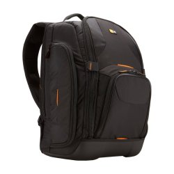 Case Logic LR Camera/Laptop Backpack SLRC-206A (Black)
