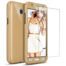 Case with Tempered Glass Screen Protector 360 Full Body Coverage Protective Case Cover