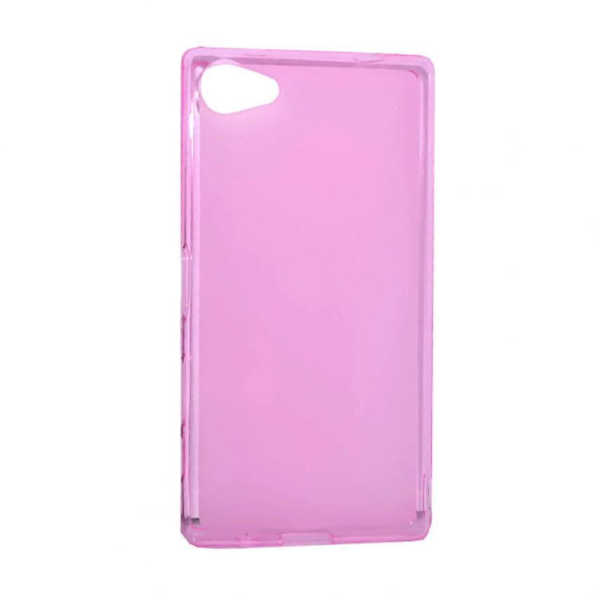 Cases Place TPU Gel Case for Sony Xperia Z5 Compact (Pink) product preview, discount at cheapest price