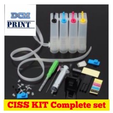 Ciss Kit Complete Set For Epson Canon And Hp By Dcmprint.