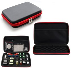 Coil Master KBag Vape Hardware and E-Liquid Portable Bag Case