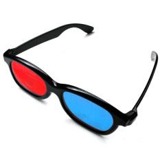 Comebuy88 Plasma TV Movie Dimensional Anaglyph Framed 3D Vision Glasses Red  Blue 2016 85a83885fa