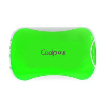 Coolpow Portable 6000mAh Power Bank (Green)