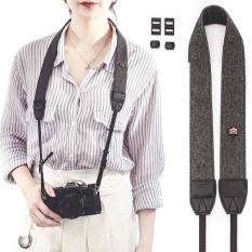 1137745f91b Cotton Soft Universal Camera Shoulder Neck Strap For SLR DSLR Camera 120cm  Strap - intl