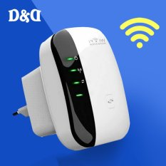 D&d 300mbps Wireless-N Repeater Wifi Router 802.11n/b/g Range Expander Booster Wr03 By D&d.