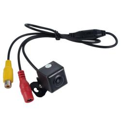 dmscs Universal CCD High Definition Night Vision Reversing Car Camera (Black)