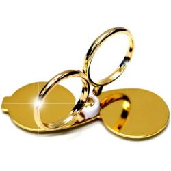 Dual Ring Shape Mobile Phone Ring