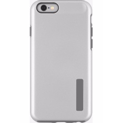 iPhone 6 Plus Dual Pro Shockproof Case (White)