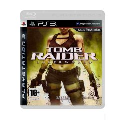 Eidos Tomb Raider:Under World Video Game for PS3