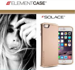Element Case Luxury Ultra Thin Solace Protective Casing For Apple iPhone 6 Plus / 6s Plus (Gold)