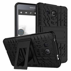Extreme Protection Rubber Armor Case with Kickstand For Samsung Galaxy Tab A 2016 (7.0