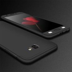For Galaxy J7Prime Case, 360 Degree Full Protection + Ultra Thin Protective Hard PC Shockproof