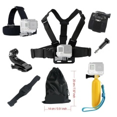 For Go pro hero 5/4/3/2/1 Accessories set Floating