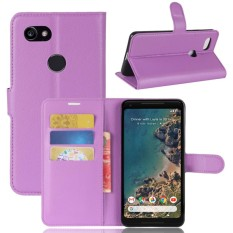For Google Pixel 2 XL Litchi Texture Horizontal Flip Leather Case with Holder and Card Slots