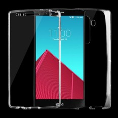 For LG G4 0.75mm Double-sided Ultra-thin Transparent TPU Protective Case (