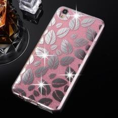 For Oppo F1 Plus / Oppo R9 Glittery Powder Hybrid Mobile Casing (TPU + Acrylic