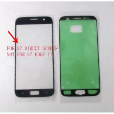 For Samsung Galaxy S7 Screen Replacement [Direct Screen], Sunmall Front Outer lens Glass