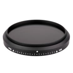 Fotga 52mm Slim Fader Variable Nd Filter Adjustable Neutral Density Nd2 To Nd400 By Outdoorfree.