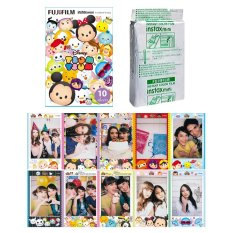 Fujifilm Instax Mini Tsum Tsum Instant 10 Film for Fuji 7s 8 25 50s 70 90