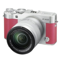 Fujifilm X-A3 16-50mm Kit Mirrorless 24mp 3.0 Display Full Hd Wifi By Tca Digital Square.