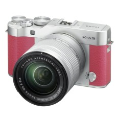 Fujifilm X-A3 16-50mm Kit Mirrorless Camera 24megapixel 3.0 Display Full Hd Video Wifi By Perfectshot.