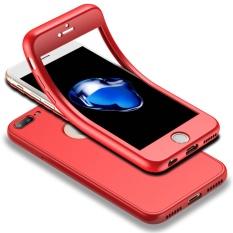 Full Body Case For iPhone 7 Plus 5 5 Soft TPU Matte Finish .