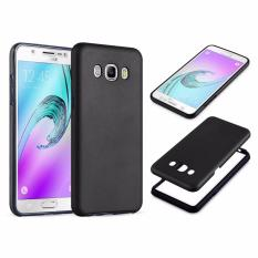 Full Cover 360 Shockproof Case for Samsung Galaxy J5 2015 - Black